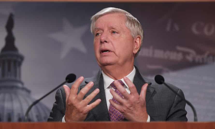 Le sénateur américain Lindsey Graham a déclaré cette semaine qu'il pensait que les troupes américaines