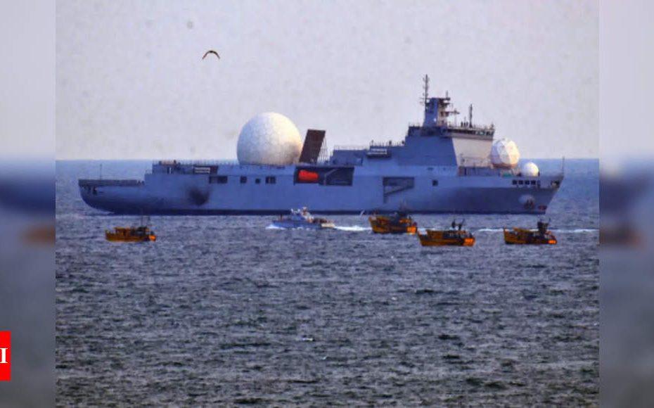 L'Inde prévoit de déployer un traqueur de missiles à longue portée  Inde Nouvelles